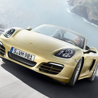 Porsche Boxster Roadster: Sang trng v thanh thot